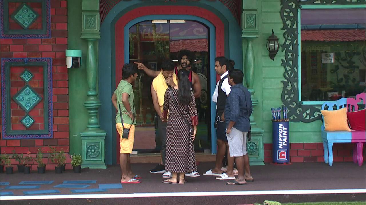 Bigg Boss Tamil – Season 4 – DAY 23 [27.10.2020] – COPYCINEMA.COM